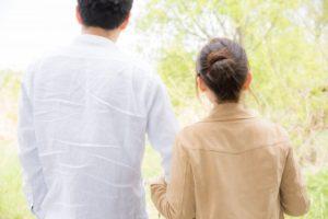 熟年夫婦のイメージ
