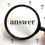 疑問の答えのイメージ